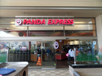 Panda Express San Diego Ca Chinese Restaurants On