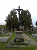 Image for Central Cross Citoliby Cemetery, Czechia