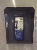 Image for Telefonni automat, Praha, metro Zelivskeho 1
