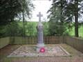 Image for War Memorial - Bridgend of Lintrathen, Angus.