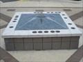 Image for GTMNERR Compass Rose - Ponte Vedra Beach, FL