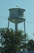 Image for Municipal Tank -- Richland Springs TX