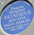 Image for Princess Seraphine Astafieva - King's Road, London, UK