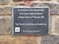 Image for Union Carbide Gas Disaster Memorial - Edinburgh, Scotland, UK