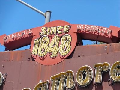 Sycamore Inn - Rancho Cucamonga, California, USA.