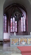 Image for Glasfenster in der St.-Martin-Kirche - Lahnstein - RP - Germany