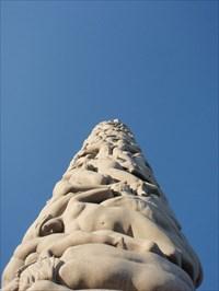 Vigeland Column - Oslo, Norway