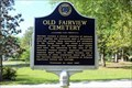 Image for Old Fairview Cemetery - Eufaula, AL