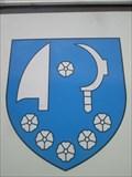 Image for Znak mestske casti (Komin) - Brno, Czech Republic