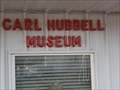 Image for Carl Hubbell Museum - Meeker, OK