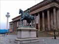 Image for Monarchs - Queen Victoria - Liverpool, England