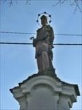 Image for St. John of Nepomuk // sv. Jan Nepomucký - Nový Knín, Czech Republic