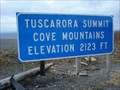 Image for Tuscarora Summit - 2,123 Feet - Franklin County, PA, USA