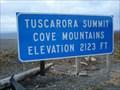 Image for Tuscarora Summit - 2,123 Feet - Franklin County, PA, USA