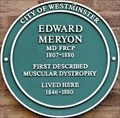 Image for Edward Meryon - Clarges Street, London, UK