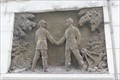 Image for Bronze reliefs of War and of Peace -- Wisconsin Memorial, Vicksburg NMP, Vicksburg MS