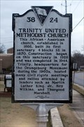 Image for 38-24 Trinity United Methodist Church - Orangeburg, SC