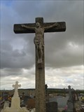 Image for Croix du cimetière - Celle-st-avant, France
