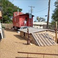 Image for AT&SF Caboose 1536 - Hereford, TX