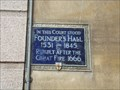 Image for Founder's Hall - Founder's Court, London, UK
