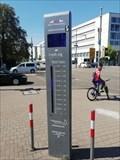 Image for Fahrradzählstelle - Wiwili Brücke - Freiburg, Germany, BW