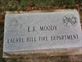 Image for E J Moody, Laurinburg, NC, USA