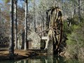Image for Old Mill Water Wheel at Berry College - Rome, GA