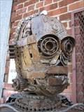 Image for Junk Sculpture of Star Wars C3PO - Oakland, California