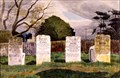 "Image for ""Livermore Tombs, Barnston, Essex"" by Kenneth Rowntree – St Andrews Church, Barnston, Essex, UK"