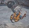 Image for Alexey Leonov - Mosaic & Asteroid 9533 Aleksejleonov