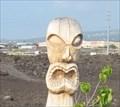 Image for Kaloko-Honokohau National Historic Park Wooden Totem Pole- Kona, HI