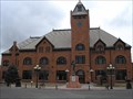 Image for Train Station Clock - Pueblo, Colorado