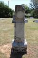 Image for Jannie E. Lotspeich - Hawkins Cemetery - Arlington, TX