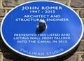 Image for John Romer - Regent's Canal, London, UK