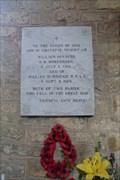 Image for Church Memorial, Holy Trinity, Church Charwelton, Northants.