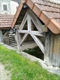 Image for Le lavoir d'Annay sur Serein, France