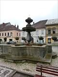 Image for Town Fountain - Trebechovice pod Orebem, Czech Republic