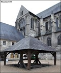 Image for Abbaye Benedictine Saint-Julien / Benedictine Abbey of St. Julian (Tours, France)