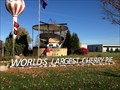 Image for Largest Cherry Pie in the USA – Charlevoix, MI