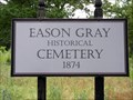 Image for Historical 1874 Eason-Gray Cemetery - Shady Shores, TX