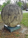 Image for Handprint Globe - Dallas, TX