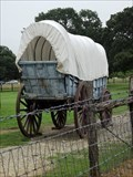 Image for Nash Homestead Covered Wagon - Grapevine, TX