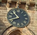 Image for Clock, St Stephen's, Barbourne, Worcestershire, England