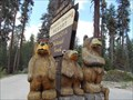 Image for Mantecito bears - Sequoia National Forest CA