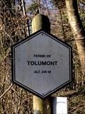 Image for Ferme de Tolumont - Anthisne - Belgique. 240m