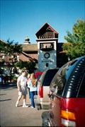 Image for Bavarian Inn Clock - Frankenmuth, MI
