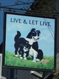 Image for Live & Let Live, Whitborne, Herefordshire, England
