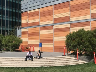Salesforce Park Amphitheater, San Francisco, California