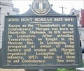 Image for John Hunt Morgan - Ky Historical Marker