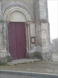 Image for Église Saint-Nicolas d'Yrouerre, France